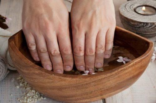 Рецепты ванночек для роста ногтей