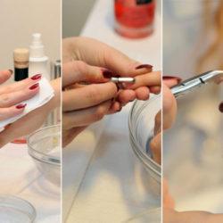 Как делать гигиенический маникюр