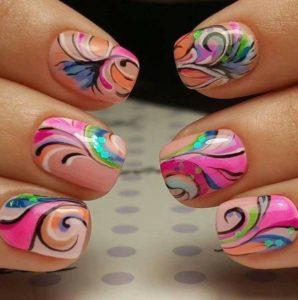 Как пользоваться гель-краской для ногтей