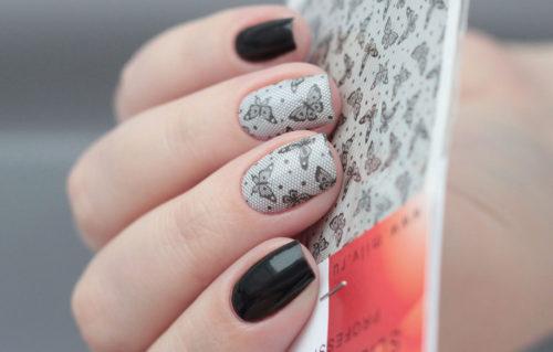 Как использовать слайдер дизайн для ногтей