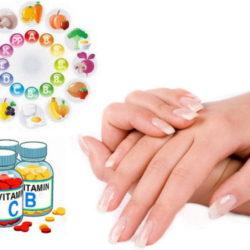 Витамины для ногтей — недорогие и эффективные