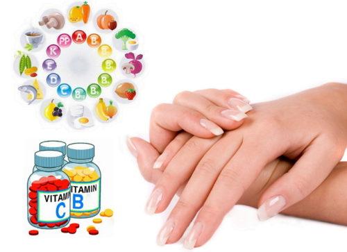 Витамины для ногтей - недорогие и эффективные