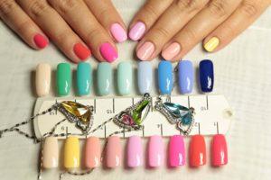 Дизайн ногтей весна 2018 – фото новинок